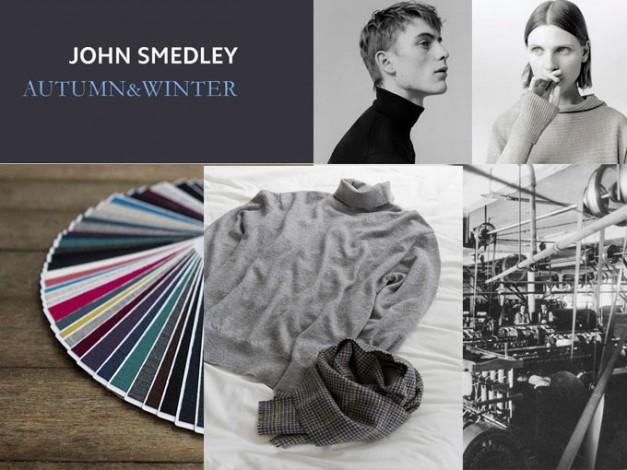 John smedley   メリノウール100% Style Edition スタイルエディション
