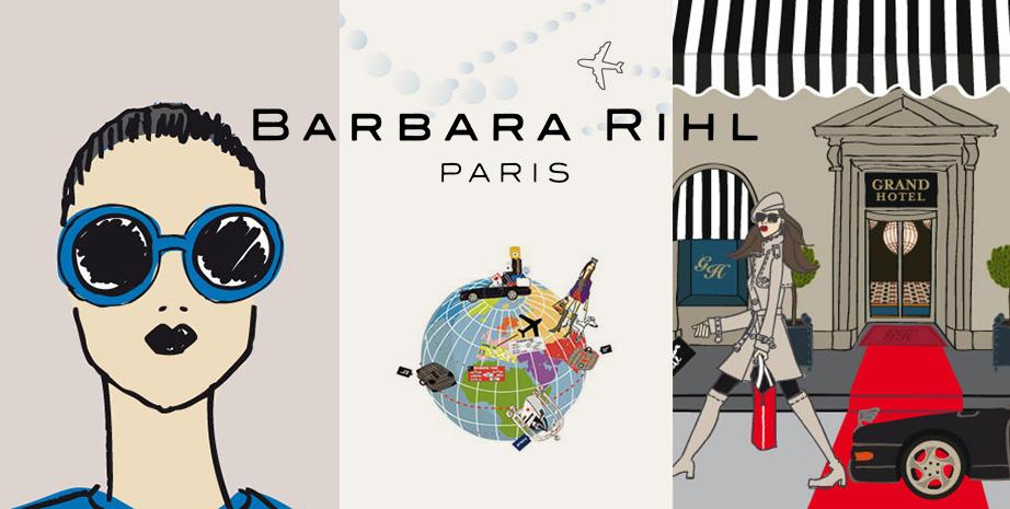 視線集中間違いなし PARIS BAG