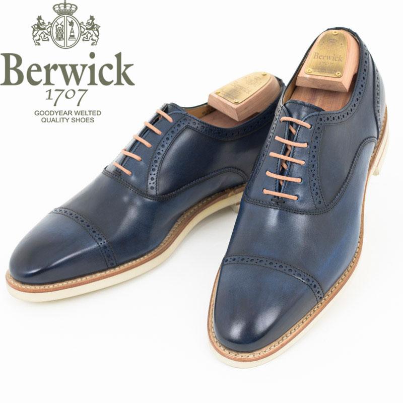 100%グッドイヤーウェルト製法のブランドとして生まれ変わったBerwick