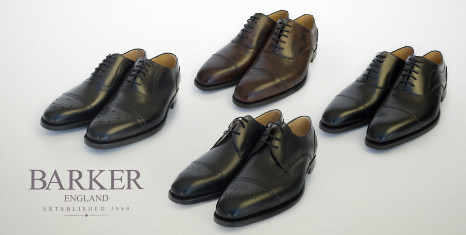 Suits & Barker Shoes