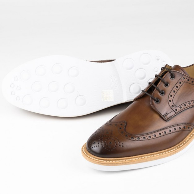 Cordwainer comfort right コードウェイナー Rubber Sole ラバーソール COWES ELBA Castna