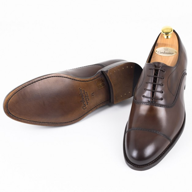 CORDWAINER Cordwainer SLOUGH ESPRESSO ストレートチップ